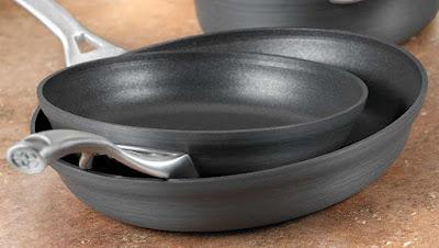 Hard anodized cookware Advantages & Disadavantages