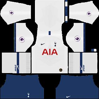 Tottenham Hotspur 2019-2020 , Kit Dream League Soccer 2019