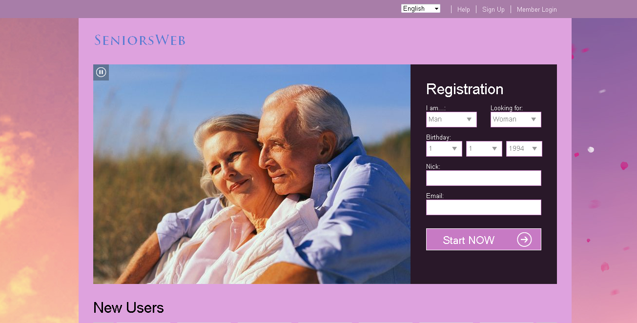 Free dating apps for seniors