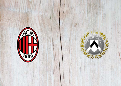 Milan vs Udinese -Highlights 03 March 2021