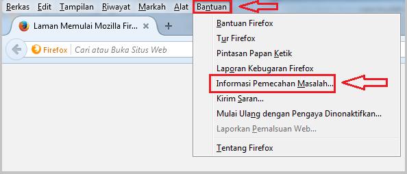 Cara Setel Ulang Mozilla Firefox Terbaru Cara Setel Ulang Mozilla Firefox Terbaru