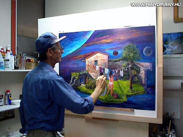 Franco Magnani – A memóriafestő