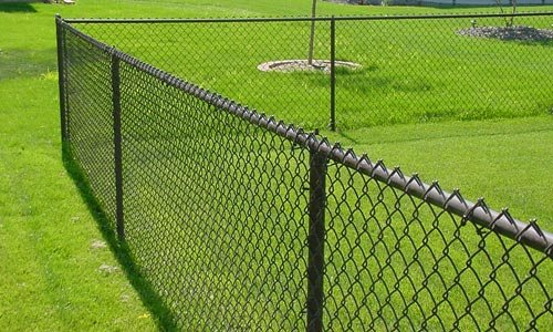 What is Chain Link Fence – Hot Dipped Galvanized Chainlink Fencing