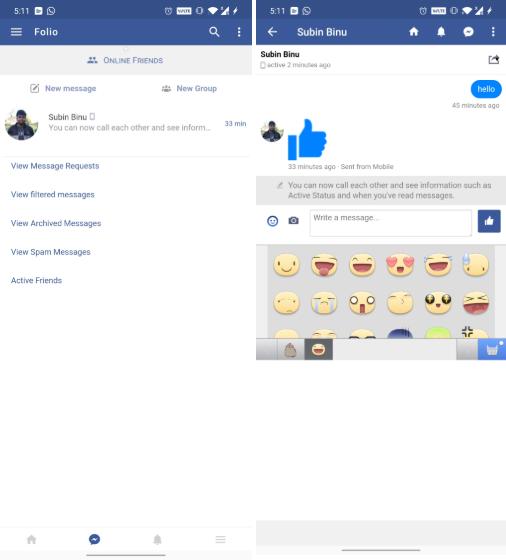 لم تعد تريد إستخدام ماسنجر؟ أفضل 5 تطبيقات للتراسل الفوري بديلة لتطبيق Facebook Messenger.