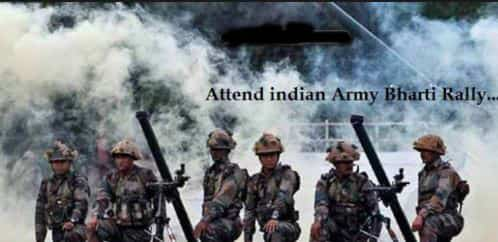 Indian Army Recruitment 2019 for Soldiers Various Posts at Bharatpur Rally