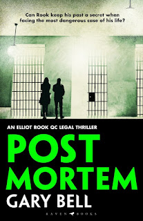 Post Mortem by Gary Bell book cover