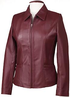 Jaket Kulit Wanita HW 003