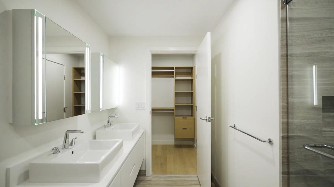 23 Interior Design Photos vs. 4002-1480 Howe St, Vancouver Luxury Condo Tour
