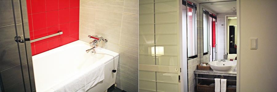 bathroom luxury hotel #