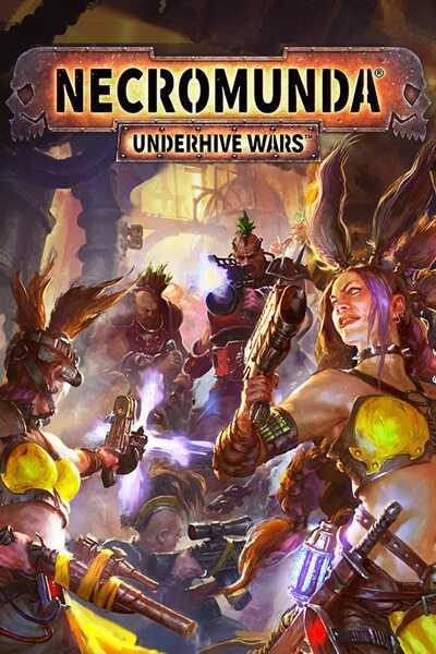 โหลดเกมส์ [Pc] Necromunda: Underhive Wars