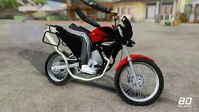 Download mod moto GTA SA - Falcon Chave de Quebrada