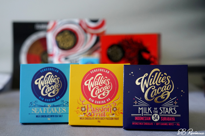 Willie's Cacao Chocdown Box