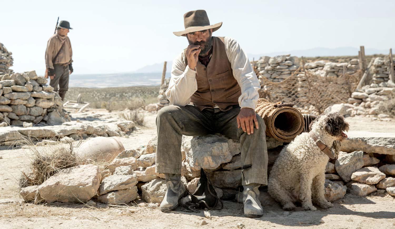 INTEMPERIE - Luis Tosar en la película de Benito Zambrano