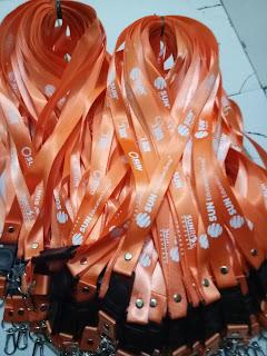 Jual tali lanyard murah gratis biaya kirim sejabodetabek