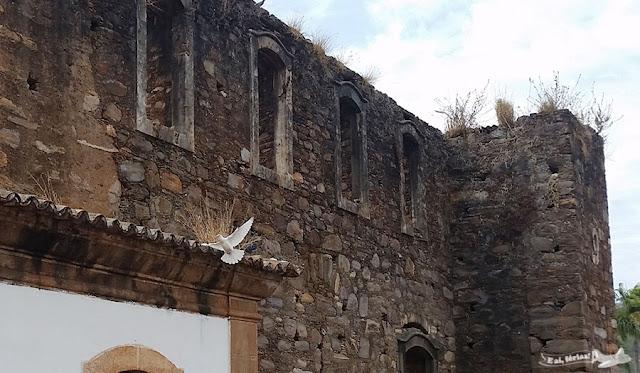 Sabará, Estrada Real, Caminho Sabarabuçu, Igreja Nossa Senhora do Rosário dos Pretos da Barra