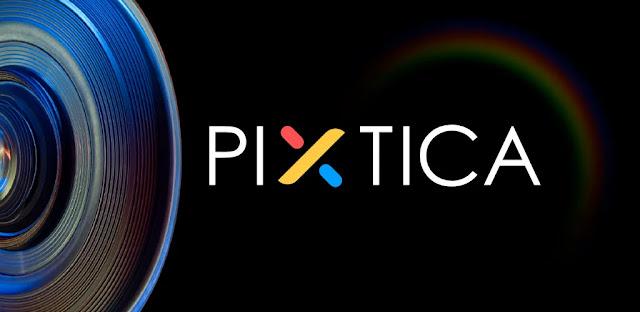 تنزيل تطبيق Pixtica Premium  تطبيق كاميرا احترافي وجذاب لنظام الاندرويد