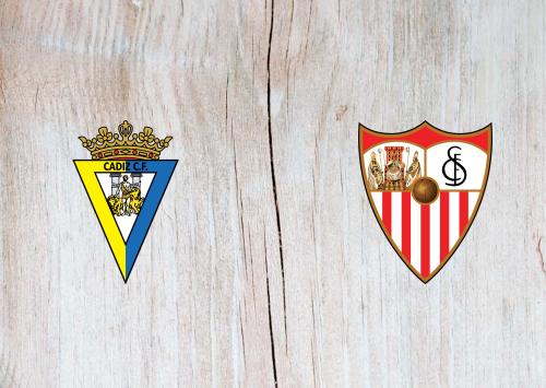 Cádiz vs Sevilla -Highlights 27 September 2020