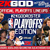 NBA 2K21 2KGOD OFFICIAL ROSTER UPDATE 05.23.21  PLAYOFFS EDITION (Regular & No Injuries)