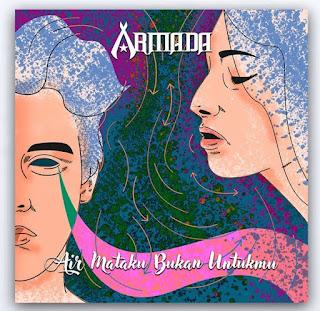 Download Lagu Mp3 Armada - Air Mataku Bukan Untukmu