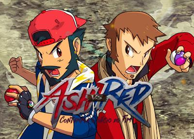 Ash vs Red RPG Maker XP Download