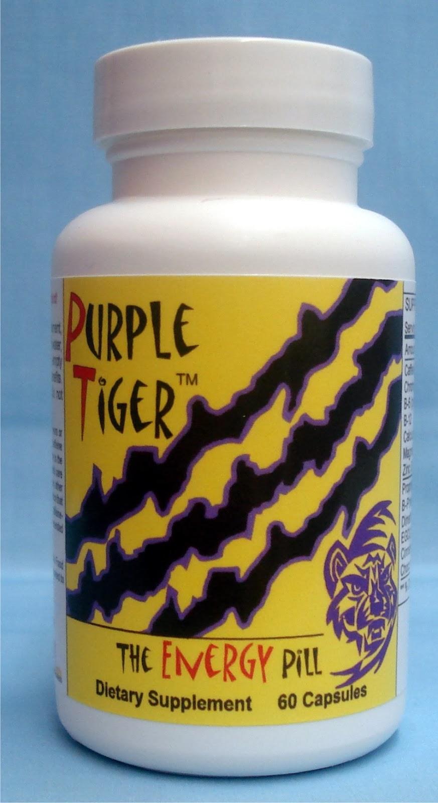 Purple Tiger Stargazer Nail Art Designs By Top Nails: My Vista Health Products: My Purple Tiger Success Update