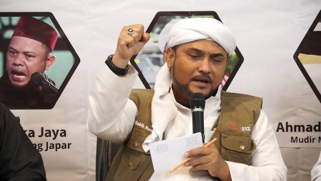 Munarman Ditangkap, PA 212: Upaya Tutupi Kasus Penembakan Jenderal TNI di Papua
