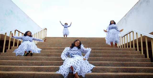 Watch Sista Afia's New Music Video for ' Paper ' featuring Victor AD