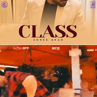 Class _ Shree Brar Video Lyrics Song by DjPunjabNew.CoM