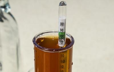 hidrometer alat ukur massa jenis zat cair