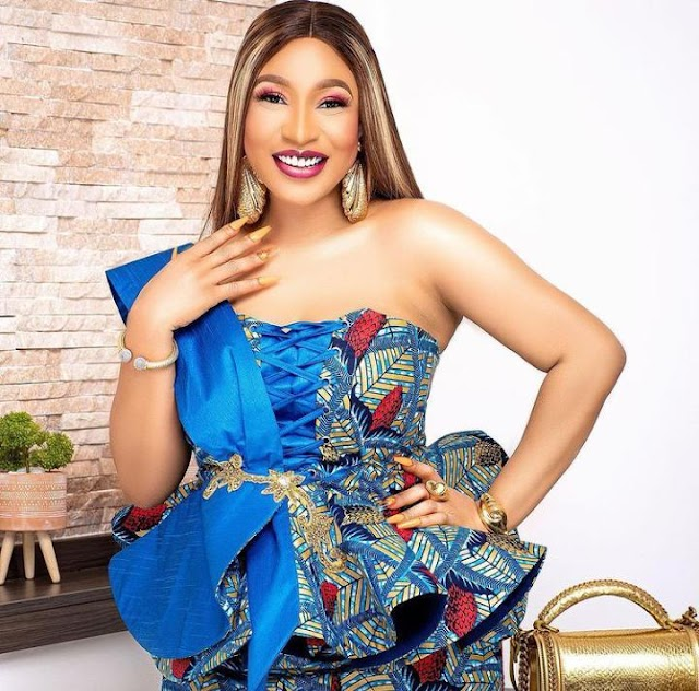 """You're such a strong woman, God has vindicated you"" – Fans console Tonto Dikeh as Churchill remarries"