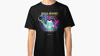 Miles Matrix merchandise