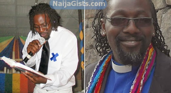 Nigerian Gay Pastor Decries Same Sex Marriages Ban In -3290