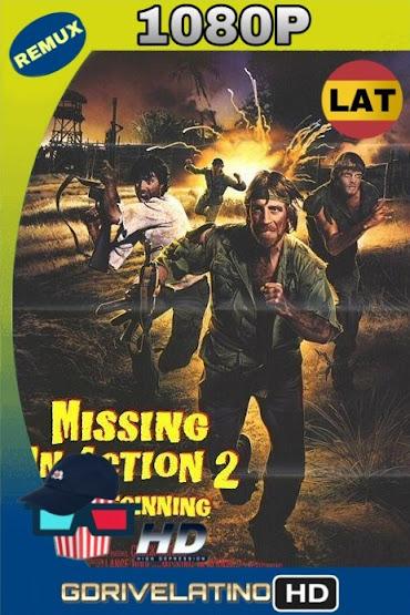 Desaparecido en Acción 2 (1985) BDRemux 1080p Latino-Ingles MKV