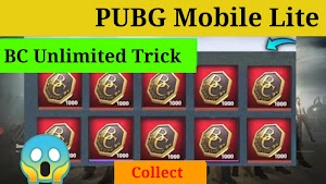 How to get free BC in PUBG Mobile Lite