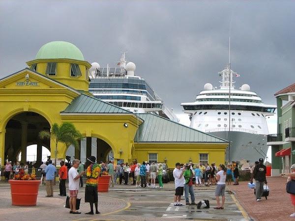 St.kitts Cruise Port