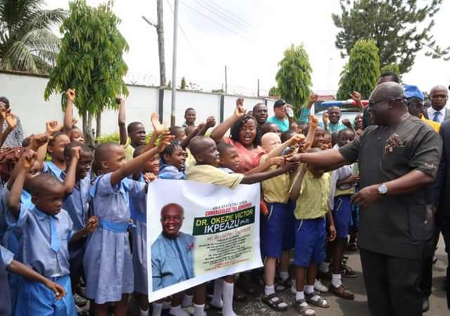 Children's Day: You are our future, Gov Ikpeazu tells Abia pupils