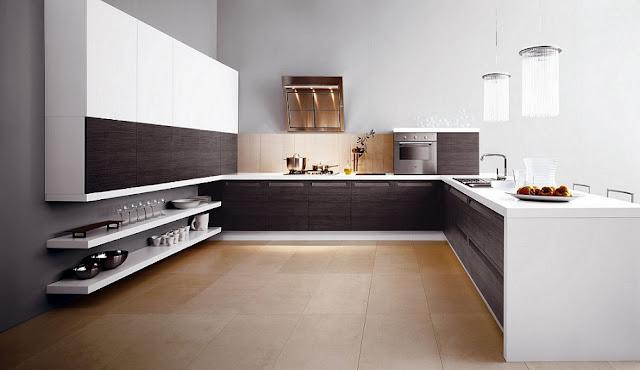 kitchen, kitchen cabinet