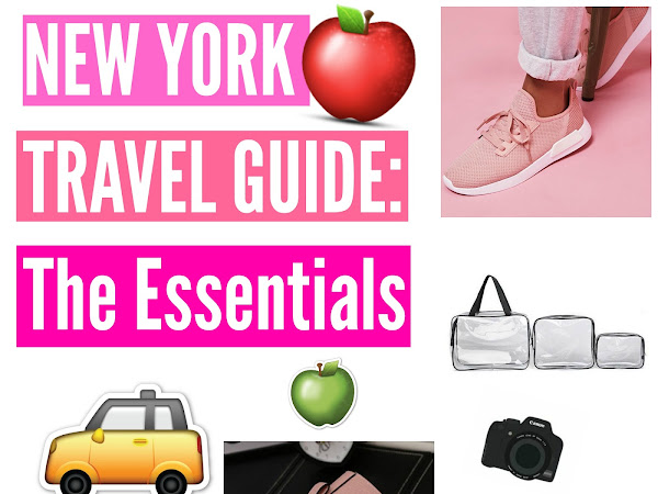 NEW YORK TRAVEL GUIDE: THE ESSENTIALS