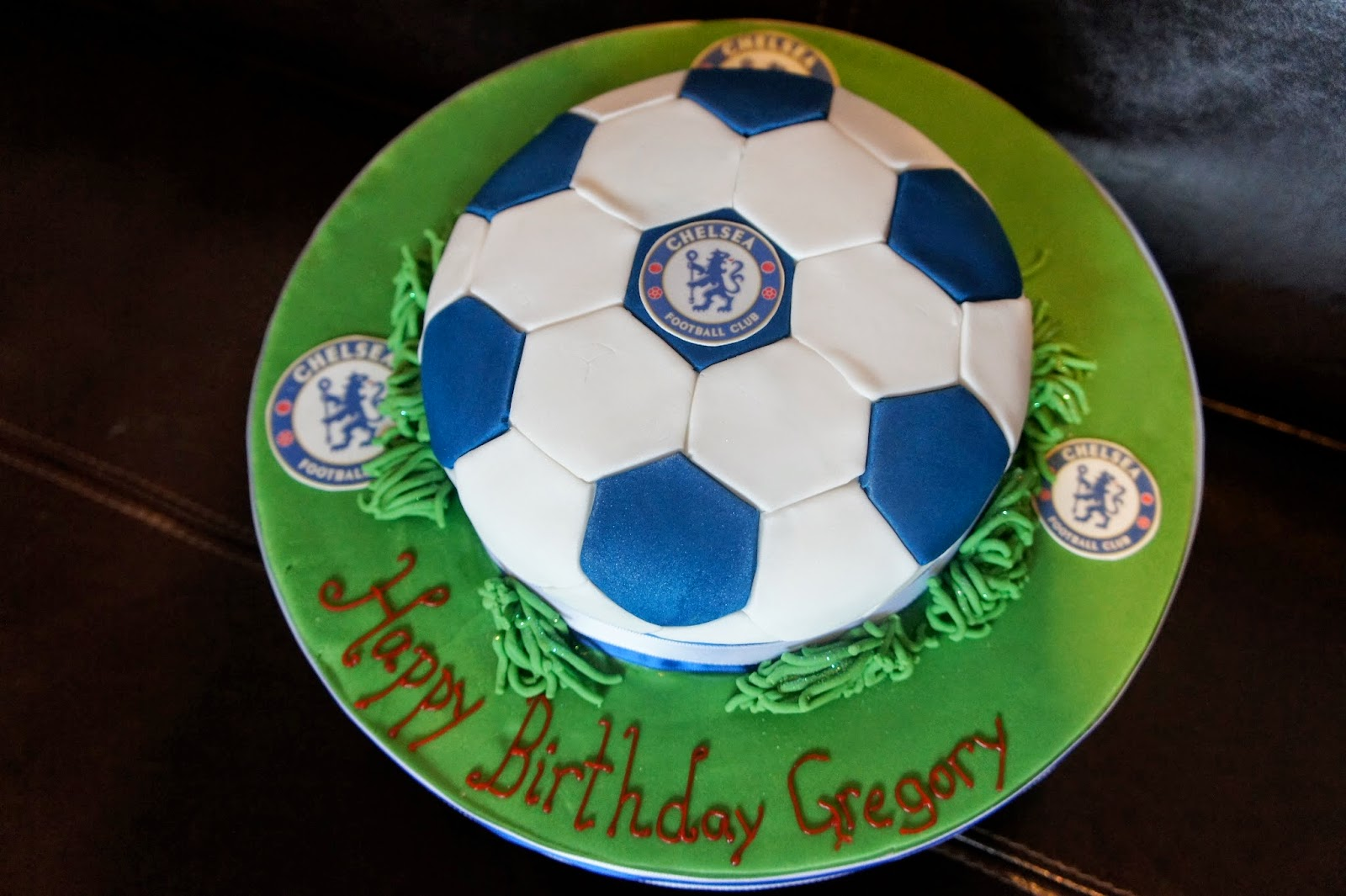 Top 21 Football Themed Birthday Cake Ideas