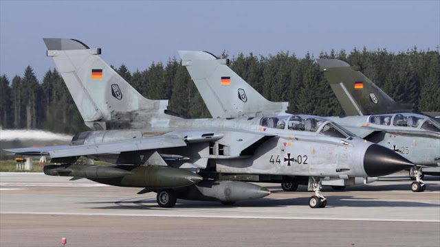 Alemania busca construir una base aérea permanente en Turquía