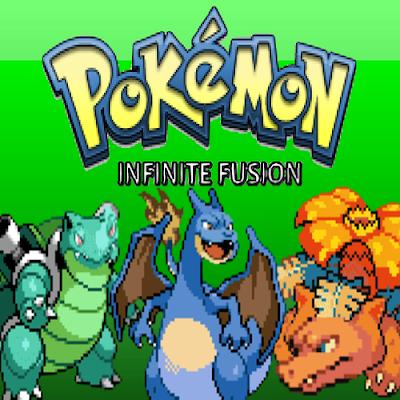 Pokemon Infinite Fusion RPG Maker XP Download