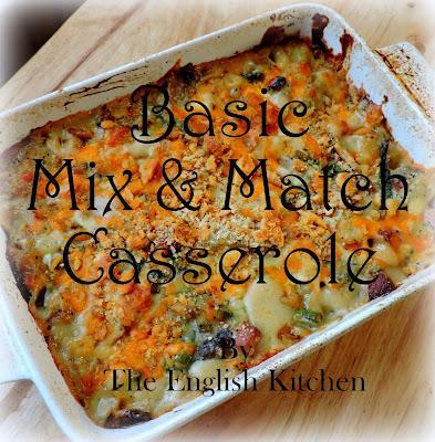 Basic Mix and Match Casserole