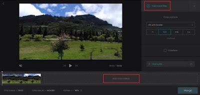 Cara Menggabungkan Video Secara Online di Clideo