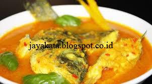 Resep dan Cara Membuat Gulai Ikan Gurame