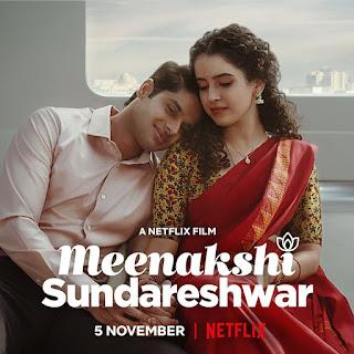Meenakshi Sundareshwar First Look Poster 1