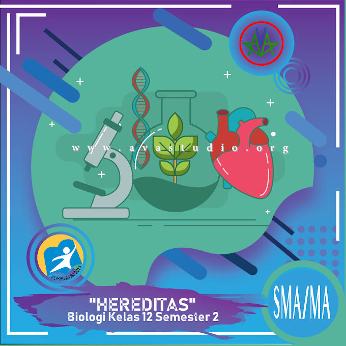 Rangkuman Materi Biologi - Hereditas
