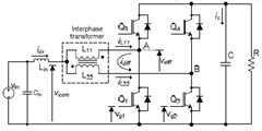 DC to DC Converter for Hybrid Vehicle