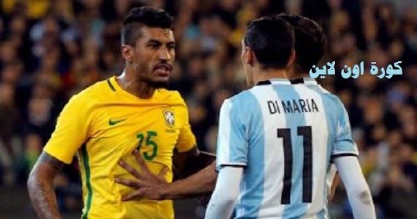 تفاصيل وموعد مباراة البرازيل والارجنتين وتردد القنوات الناقلة في نهائي كوبا امريكا 2021