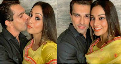 Bipasha Basu with husband karan Grover