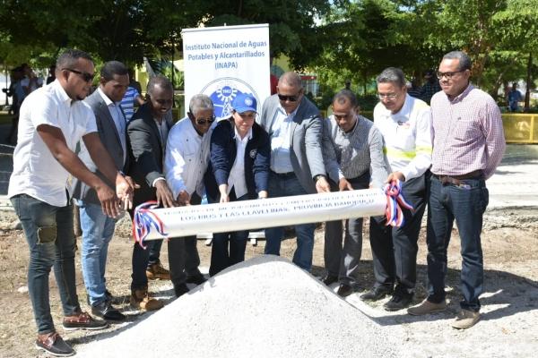 INAPA invierte cerca de RD$160 millones en la provincia Bahoruco